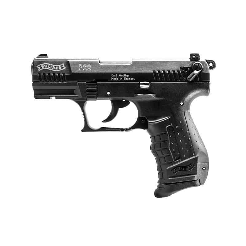 Walther P22 Schreckschusspistole